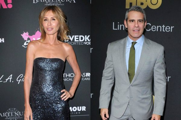 RHONY's Carole Radziwill Lashes Out at Andy Cohen