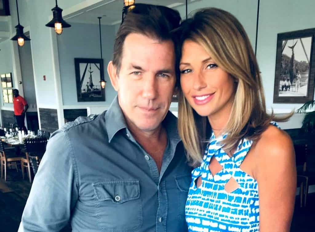 Are Southern Charm's Thomas and Ashley back together