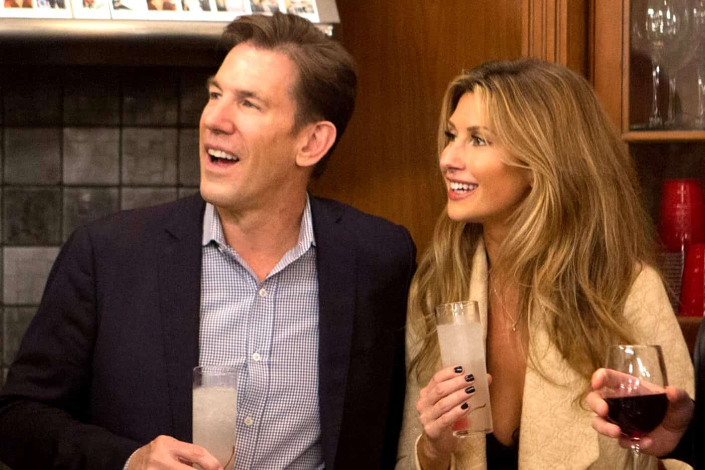 Ashley Jacobs and Thomas Ravenel return to Southern Charm