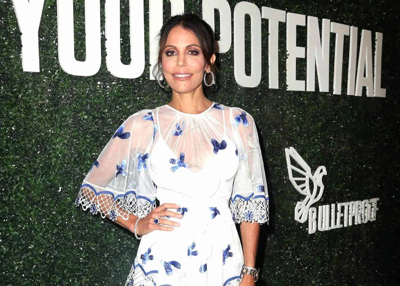 REPORT: Bethenny Frankel Is Writing a Nasty Tell-All Book About Her RHONY Castmates!