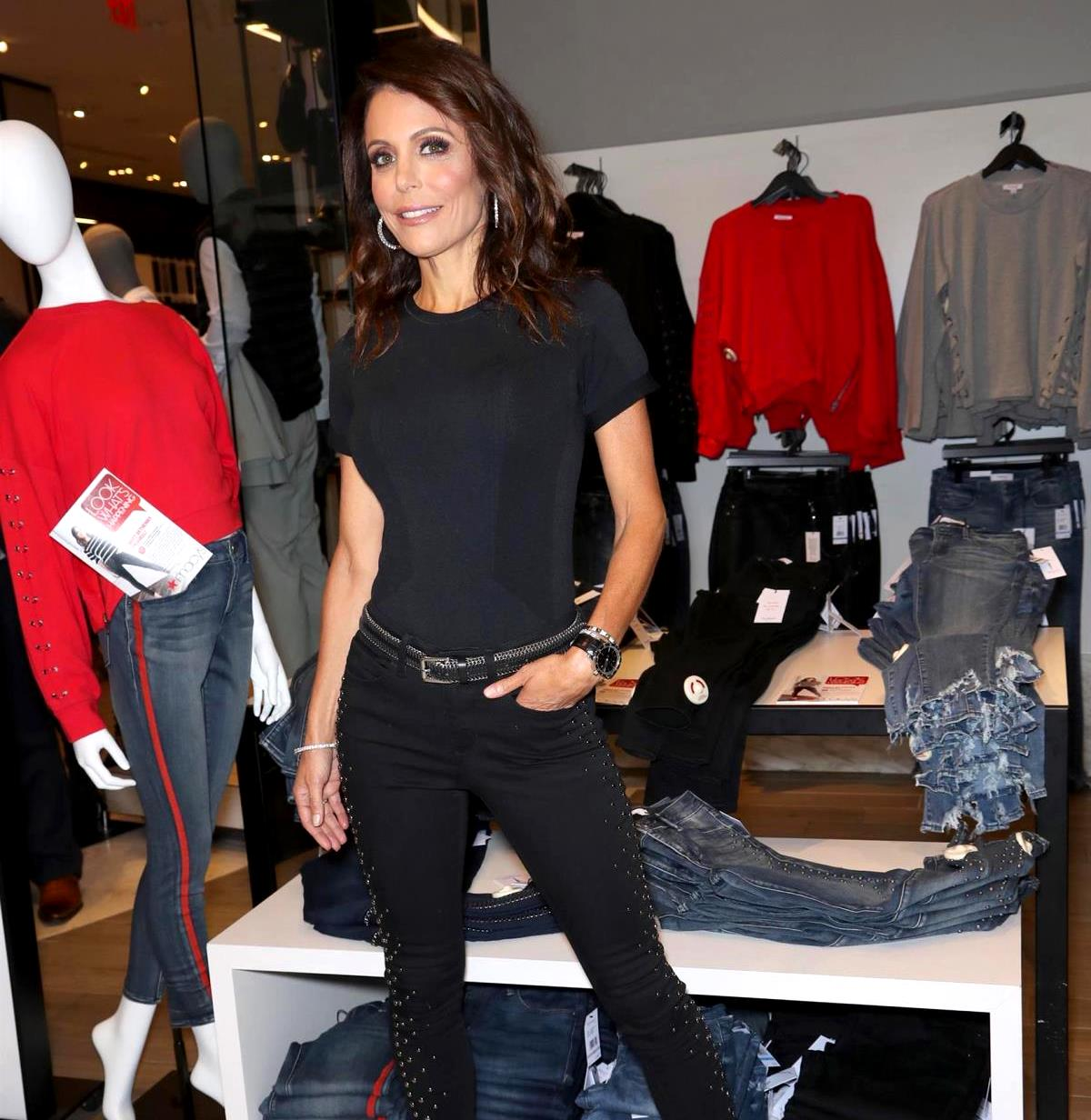 RHONY's Bethenny Frankel blames grief diet for weight loss