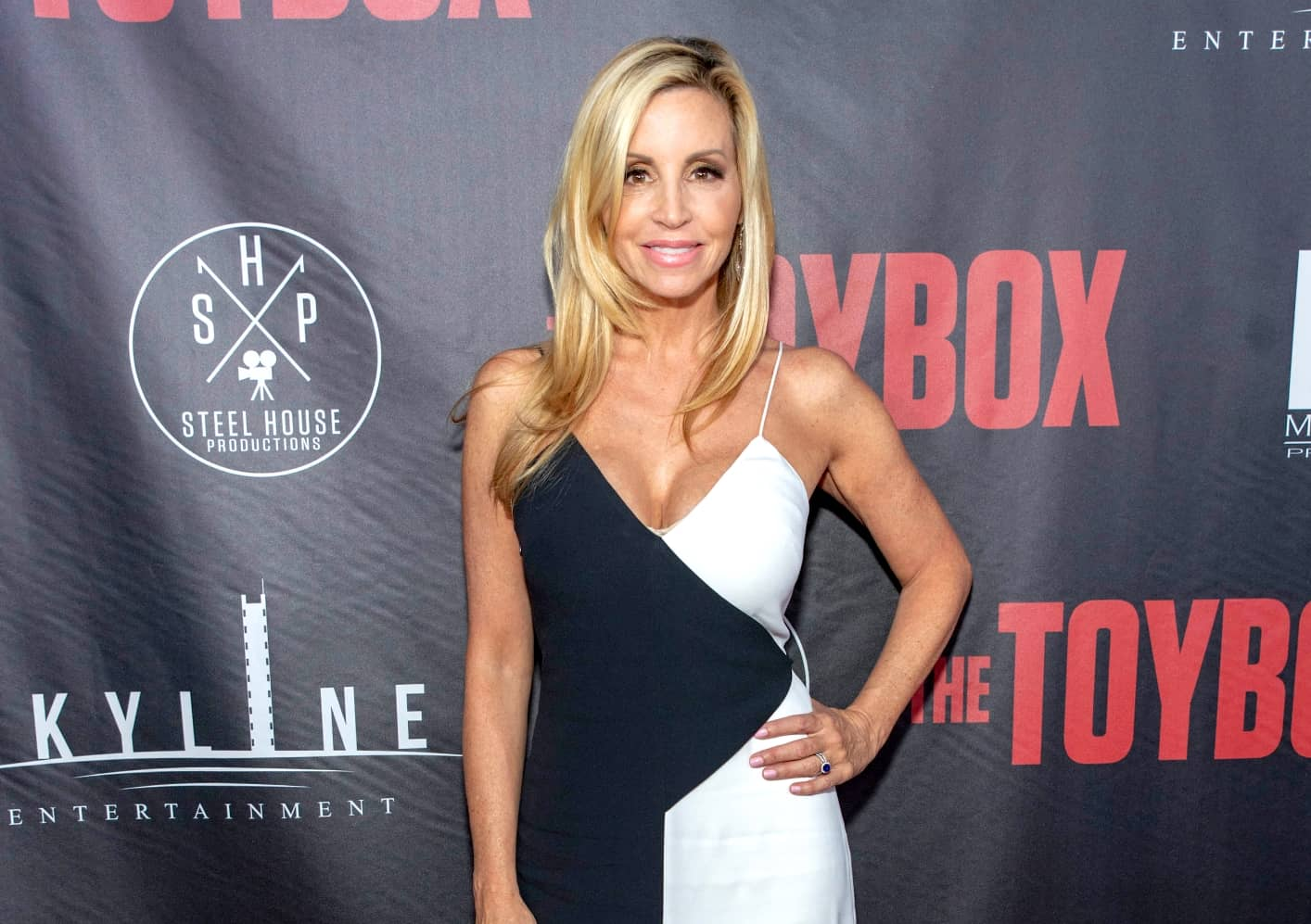 Camille Grammer Bridal Shower
