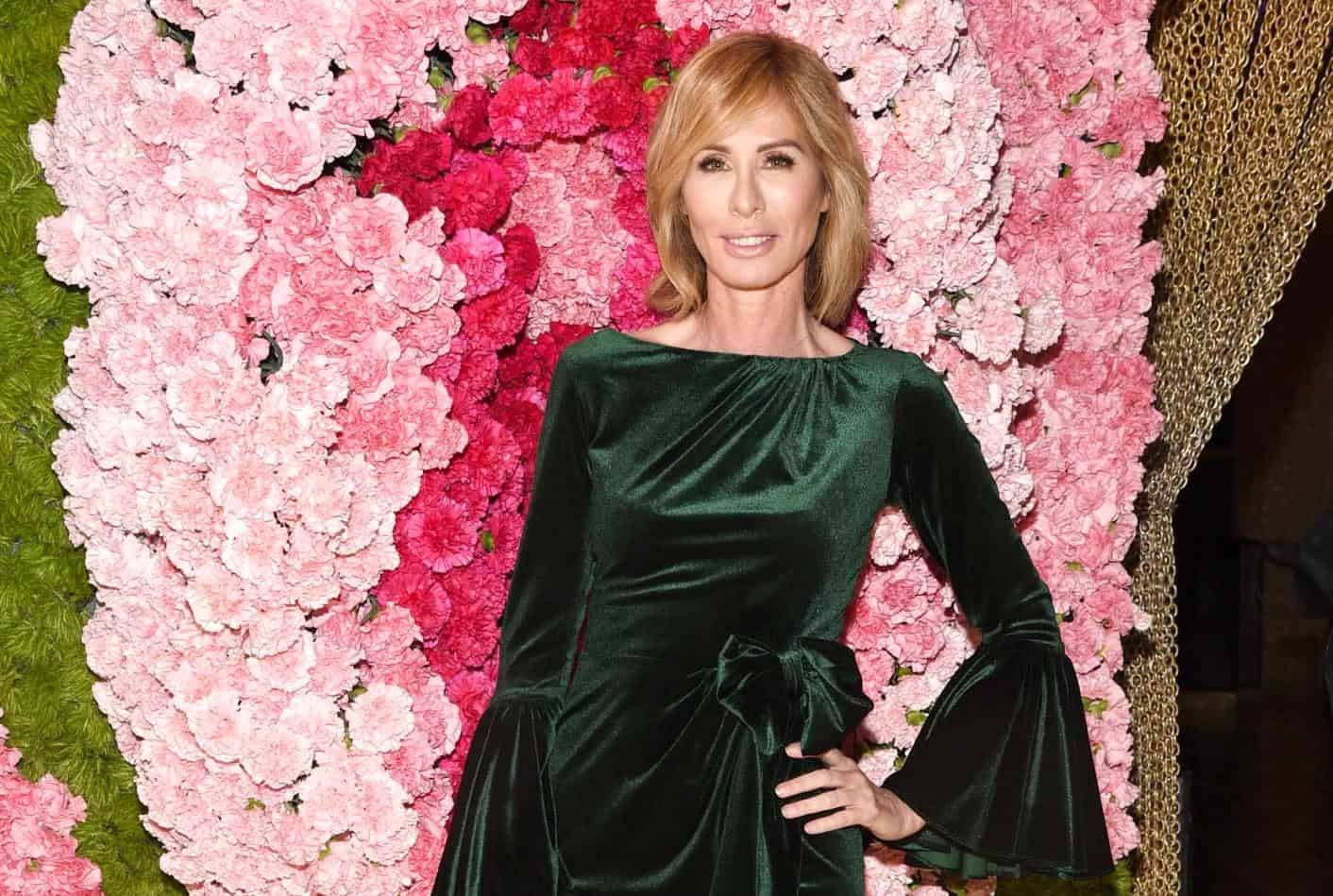 Carole Radziwill Dishes On Behind the Scenes Drama That Never Aired on RHONY Caused by Tinsley Mortimer Bringing Glam Team to Cast Trip, Plus How Glam Changed Over the Years