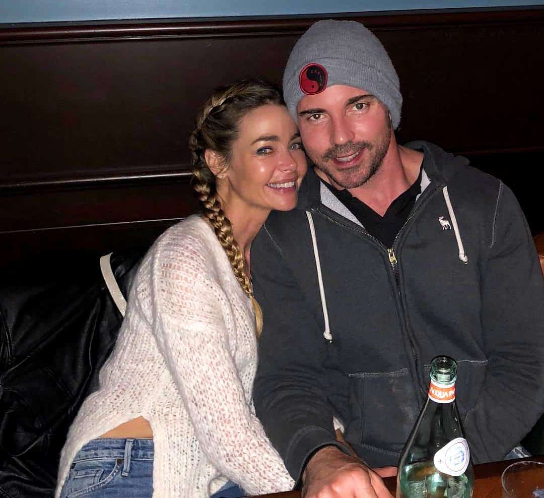 Denise Richards boyfriend Aaron Phypers