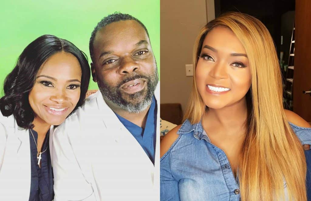 Married to Medicine Dr Heavenly Responds to Mariah Cheating Claims of Husband Cheating