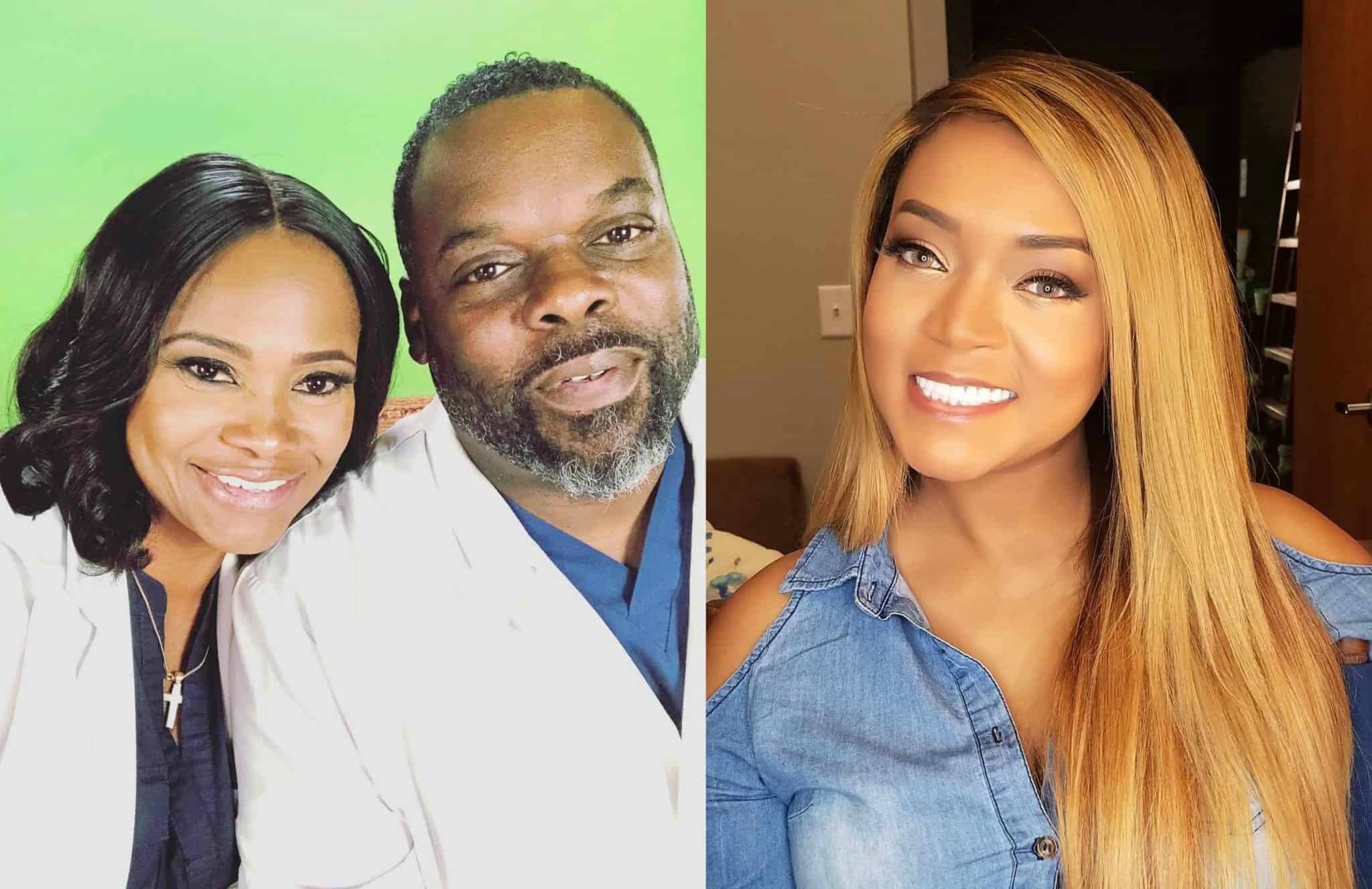 Is Dr  Heavenly Desperate to Keep Husband's Alleged Cheating