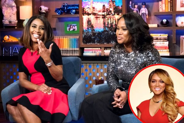 Married to Medicine Dr Simone Whitmore talks Heavenly and Mariah