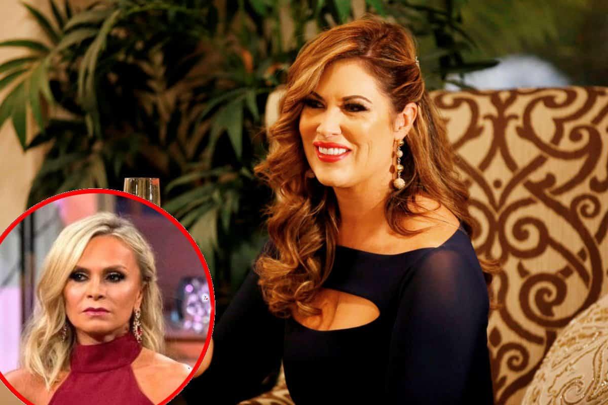 RHOC's Emily Simpson calls out Tamra Judge