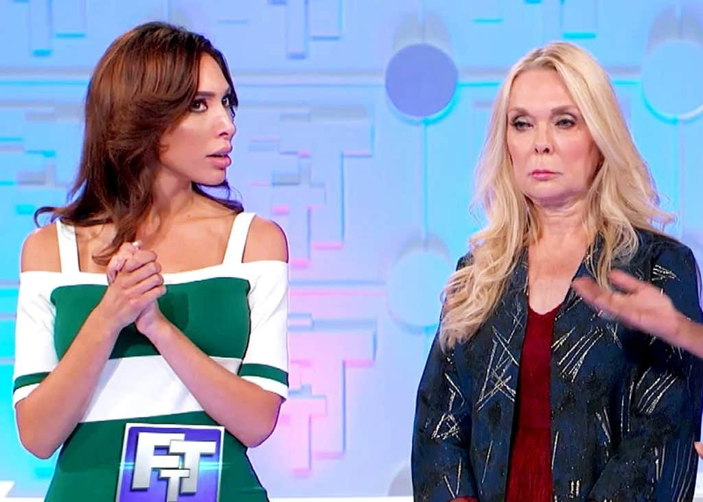 Farrah Abraham Fails Drug Test on Face the Truth