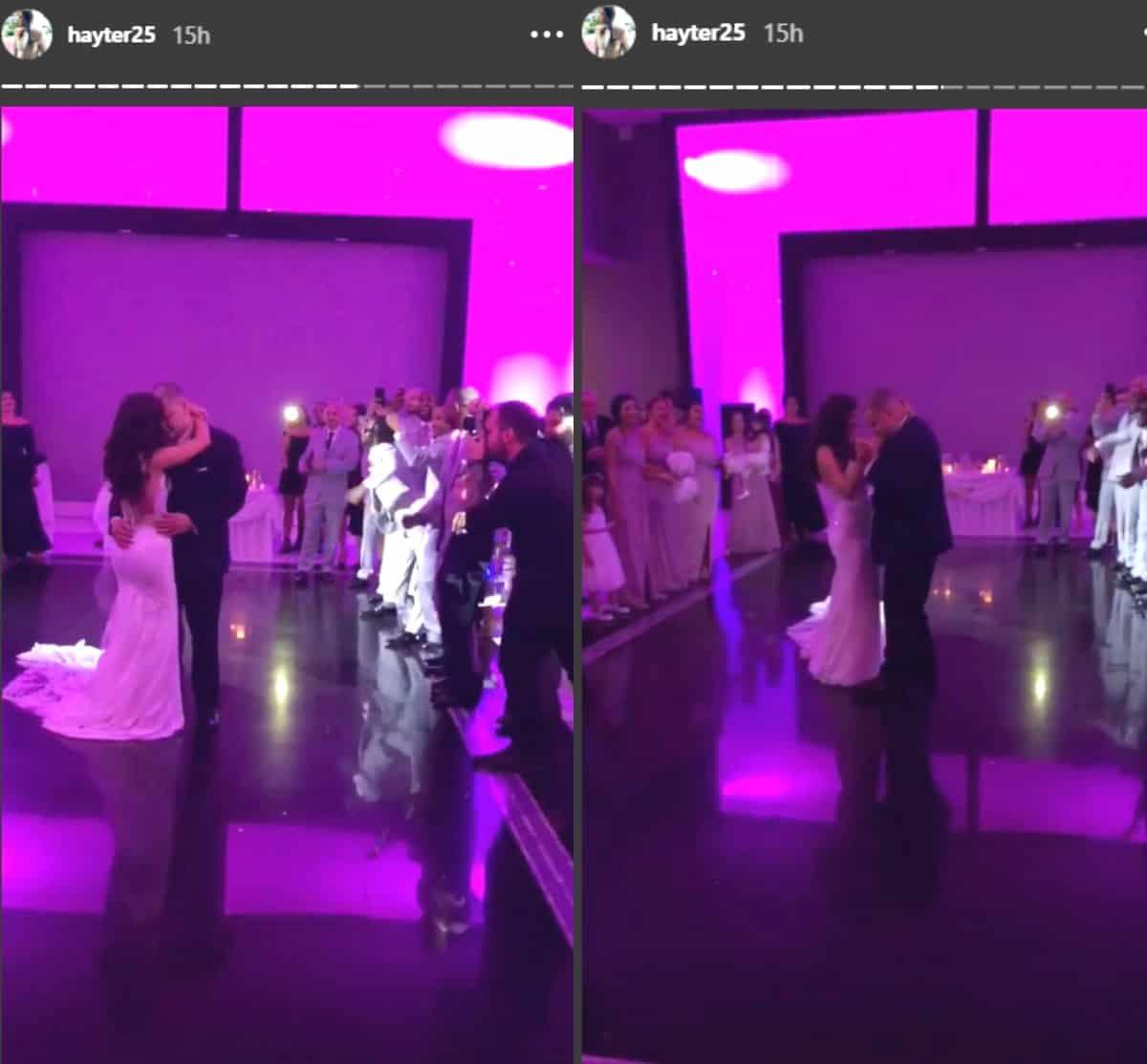 Jo and Vee Wedding Dance