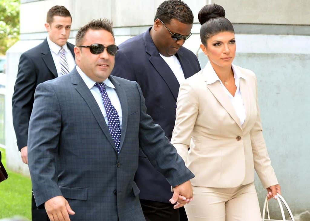 RHONJ's Joe Giudice Is 'Disappointed' After Deportation Appeal Is Denied