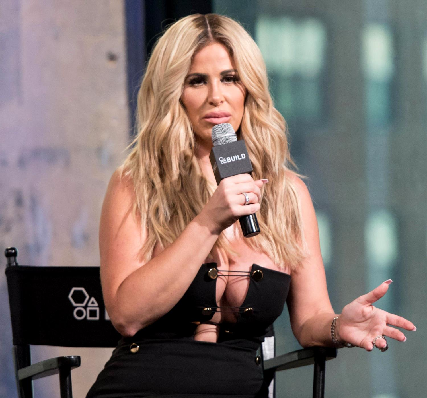 Kim Zolciak Breast Implants Reduction via Plastic Surgery