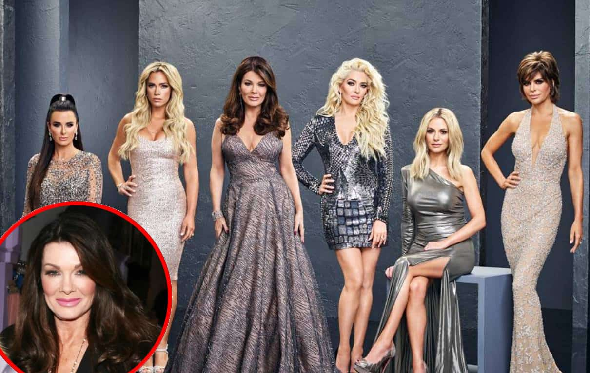 Lisa Vanderpump Feud with RHOBH Cast