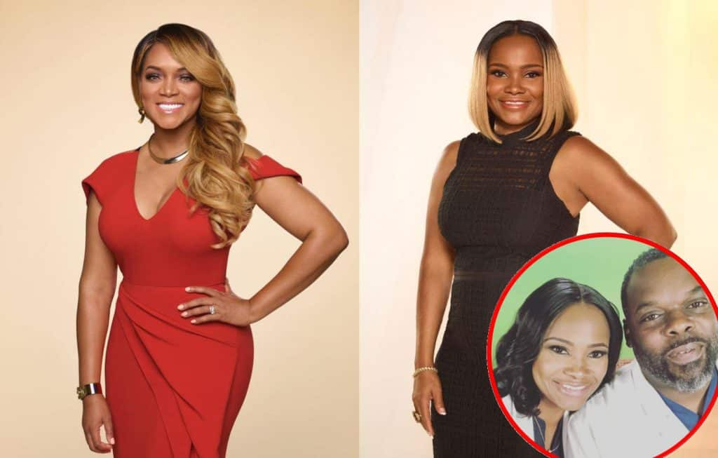 Married to Medicine Mariah accuses Dr Heavenly's Husband Damon of Cheating