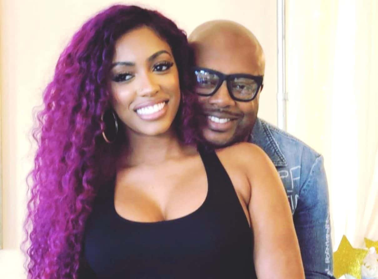 RHOA's Porsha Williams Is Engaged to Dennis McKinley