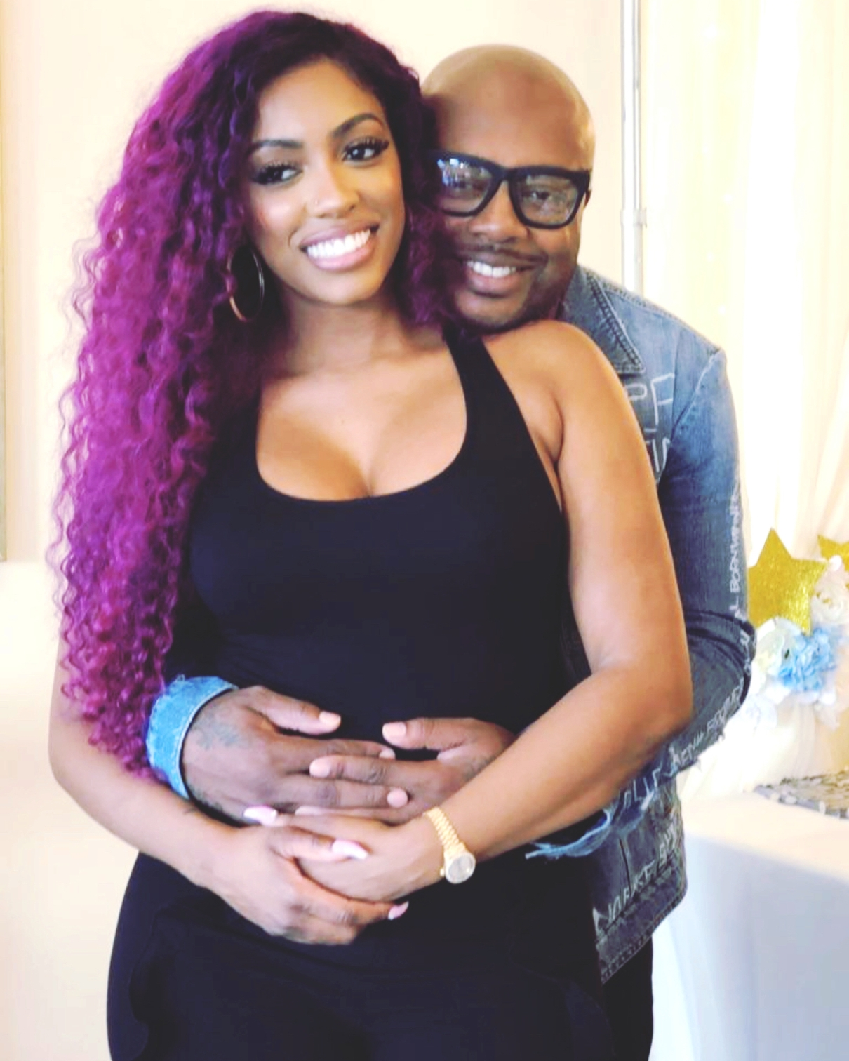 RHOA's Porsha Williams Is Pregnant