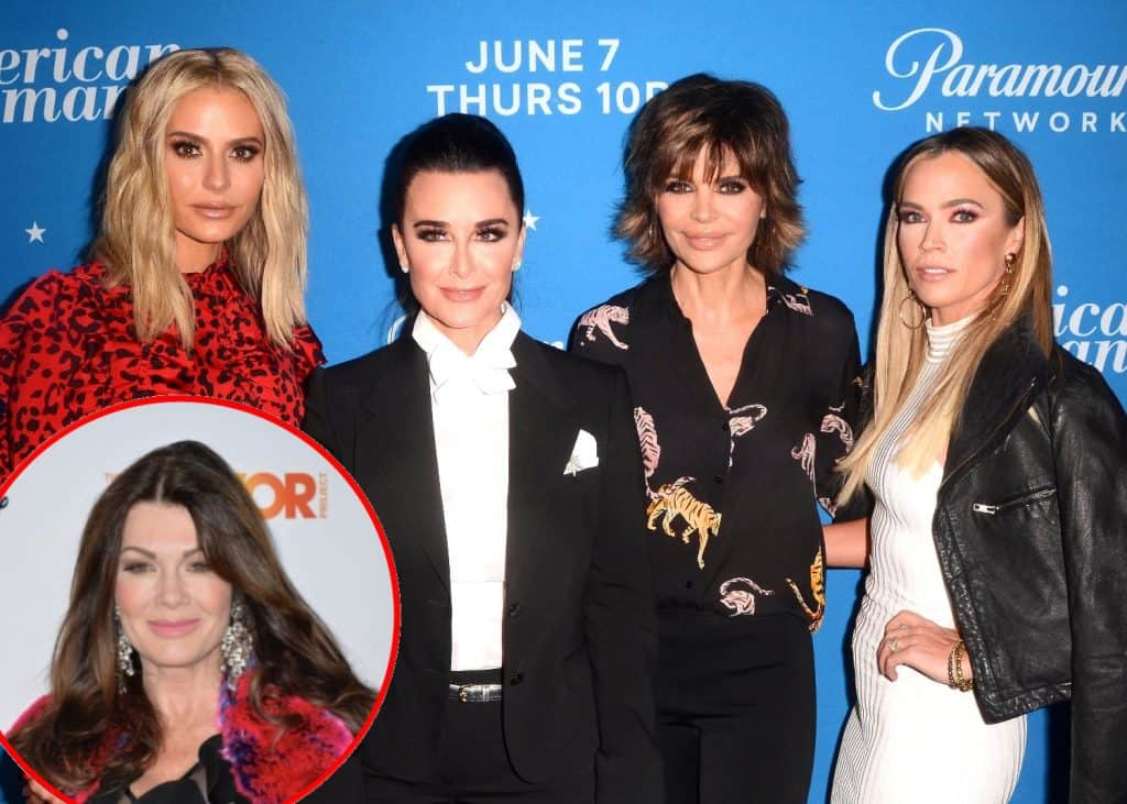 RHOBH Cast Vacations in France Without Lisa Vanderpump