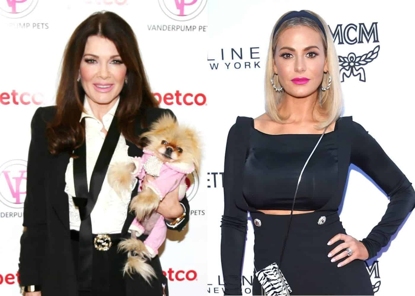 RHOBH Lisa Vanderpump vs Dorit Kemsley