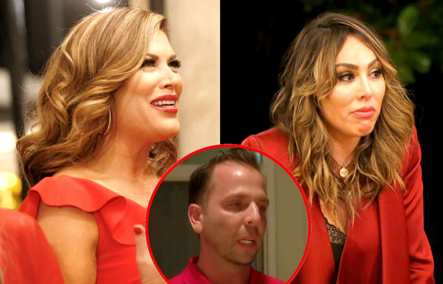 RHOC Emily Simpson talks Shane and Kelly Fight