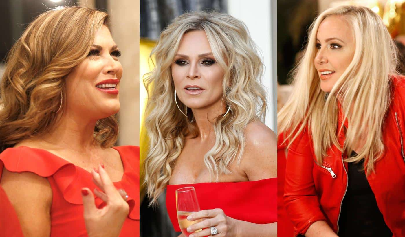 RHOC Emily Simpson vs Tamra Judge and Shannon Beador in Twitter Feud