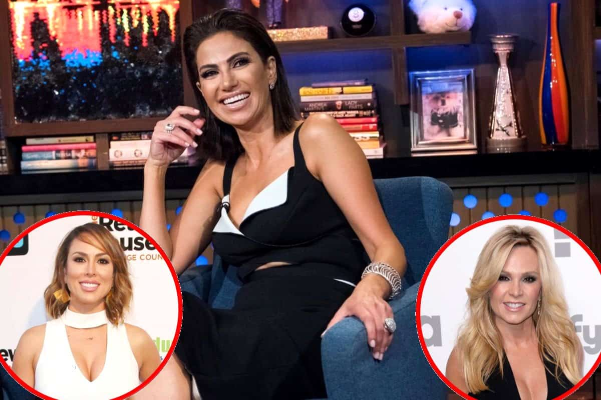 RHOC Peggy Sulahian slams Kelly Dodd and Tamra Judge