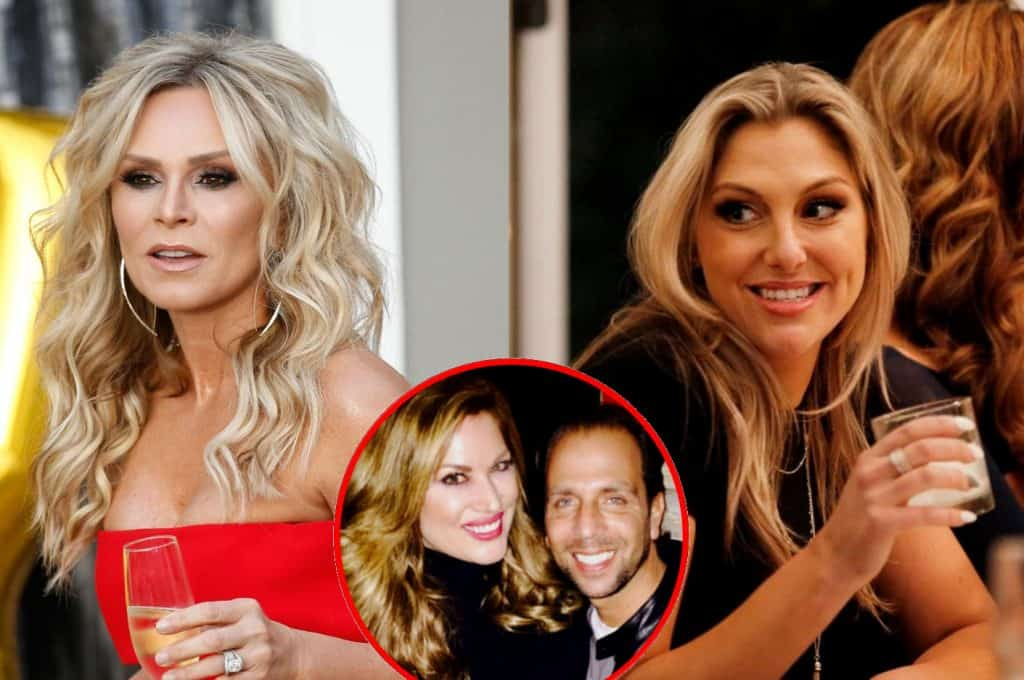 RHOC Tamra and Gina talk Emily and Shane