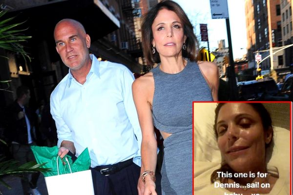 RHONY Bethenny Frankel dedicates song to Late Boyfriend Dennis Shields