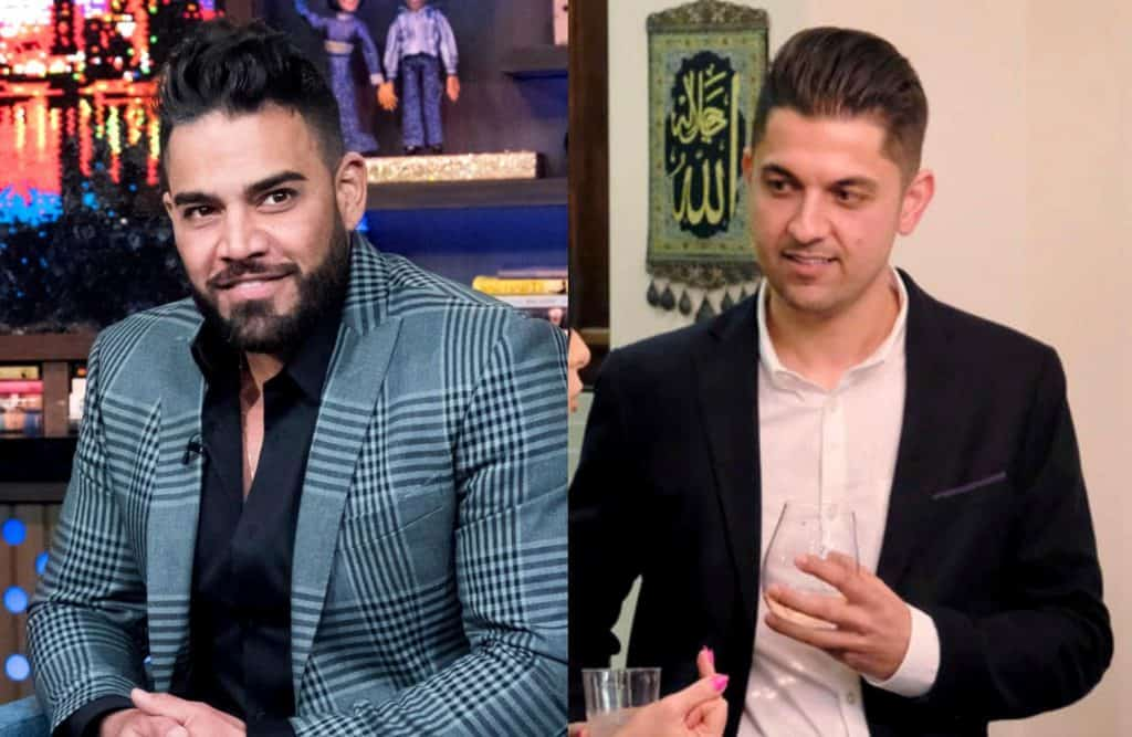Shahs of Sunset's Mike Shouhed vs Nema Vand Feud