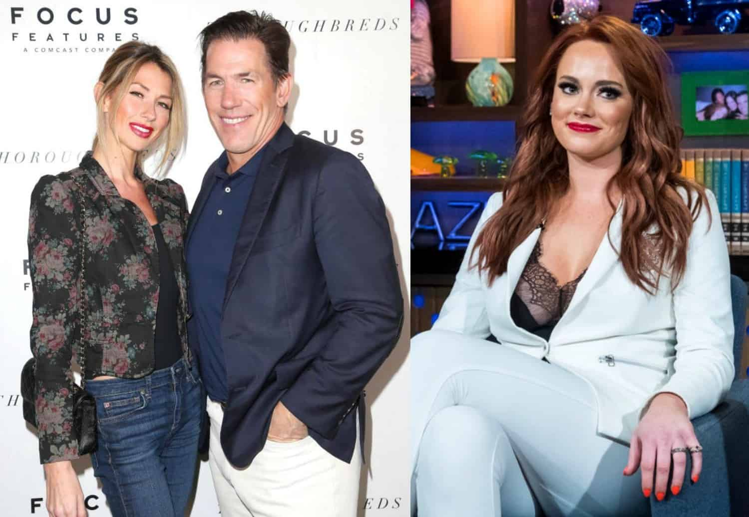 "Southern Charm's Thomas Ravenel Slams Ashley Jacobs for ""Bad-Mouthing"" Kathryn Dennis"