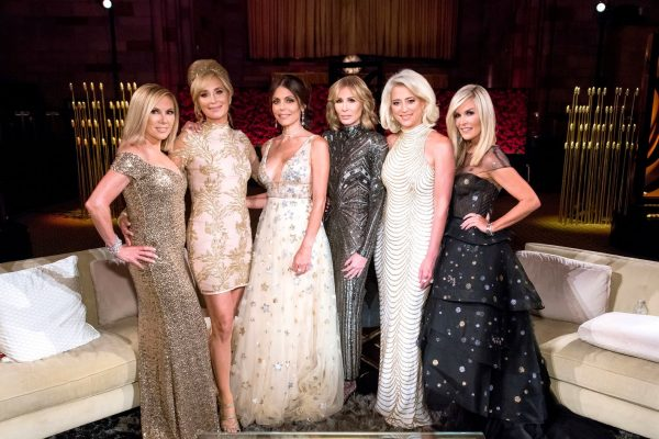 THE REAL HOUSEWIVES OF NEW YORK CITY begin filming new season without Carole