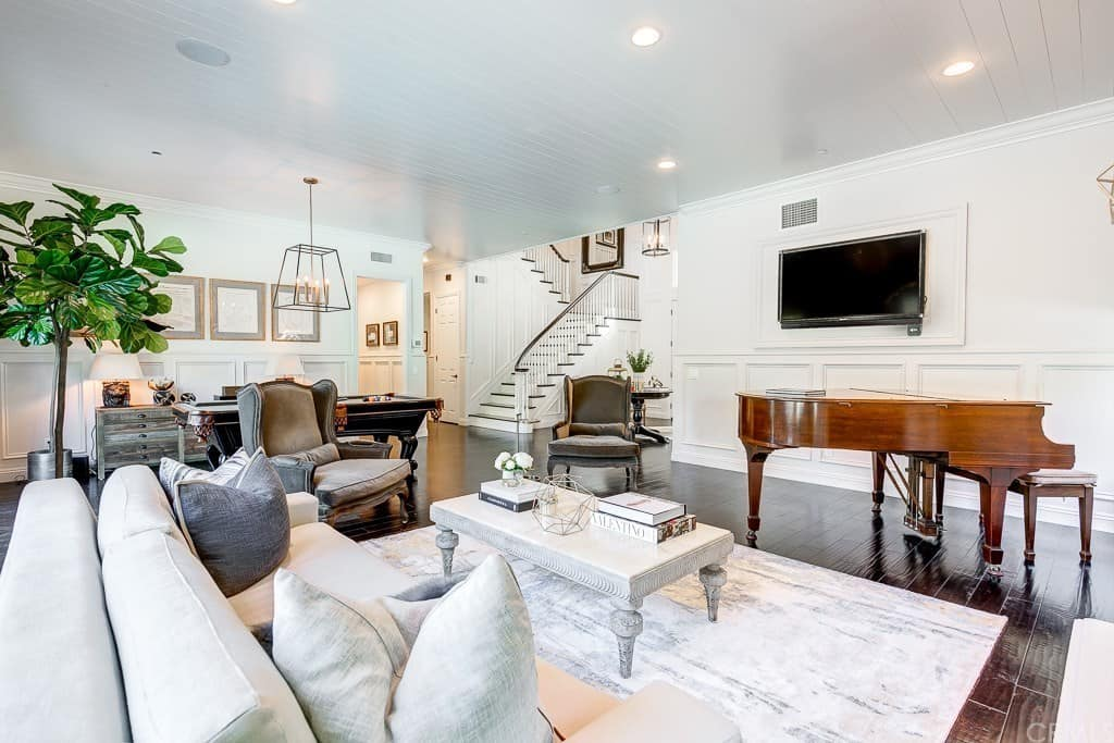 RHOC Tamra Judge Living Room