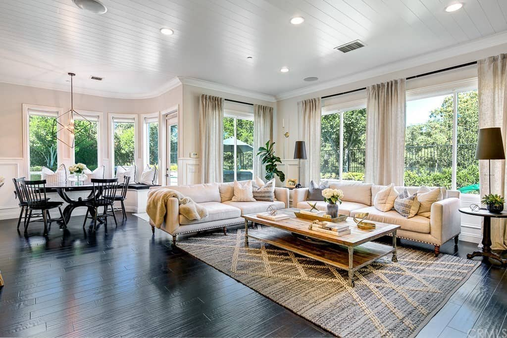 Tamra Judge New Homes Pictures Living Area