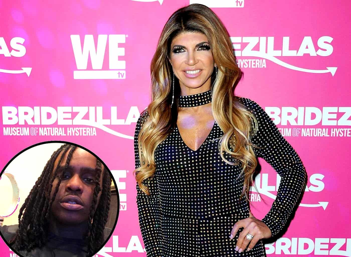 RHONJ Teresa Giudice to sue Chief Keef