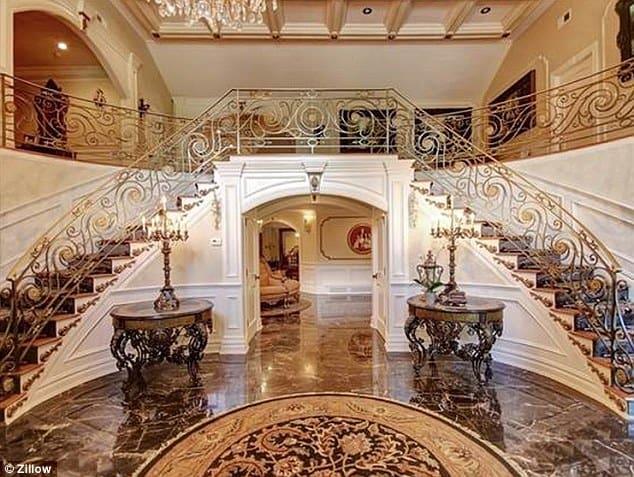 Teresa Giudice mansion