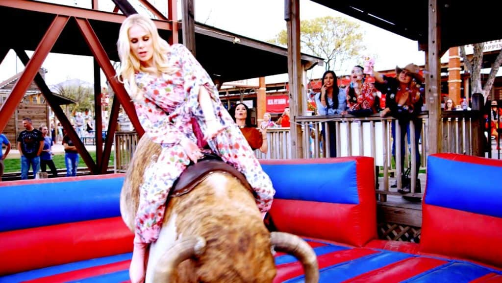 The Real Housewives of Dallas Rodeo Barbies