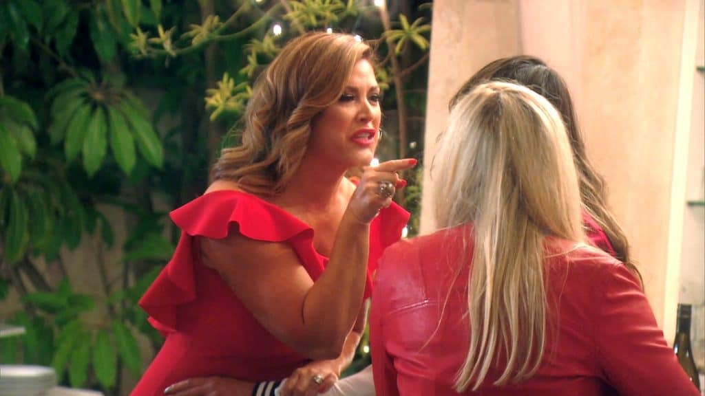 The Real Housewives of Orange County Seeing Red Emily vs Kelly