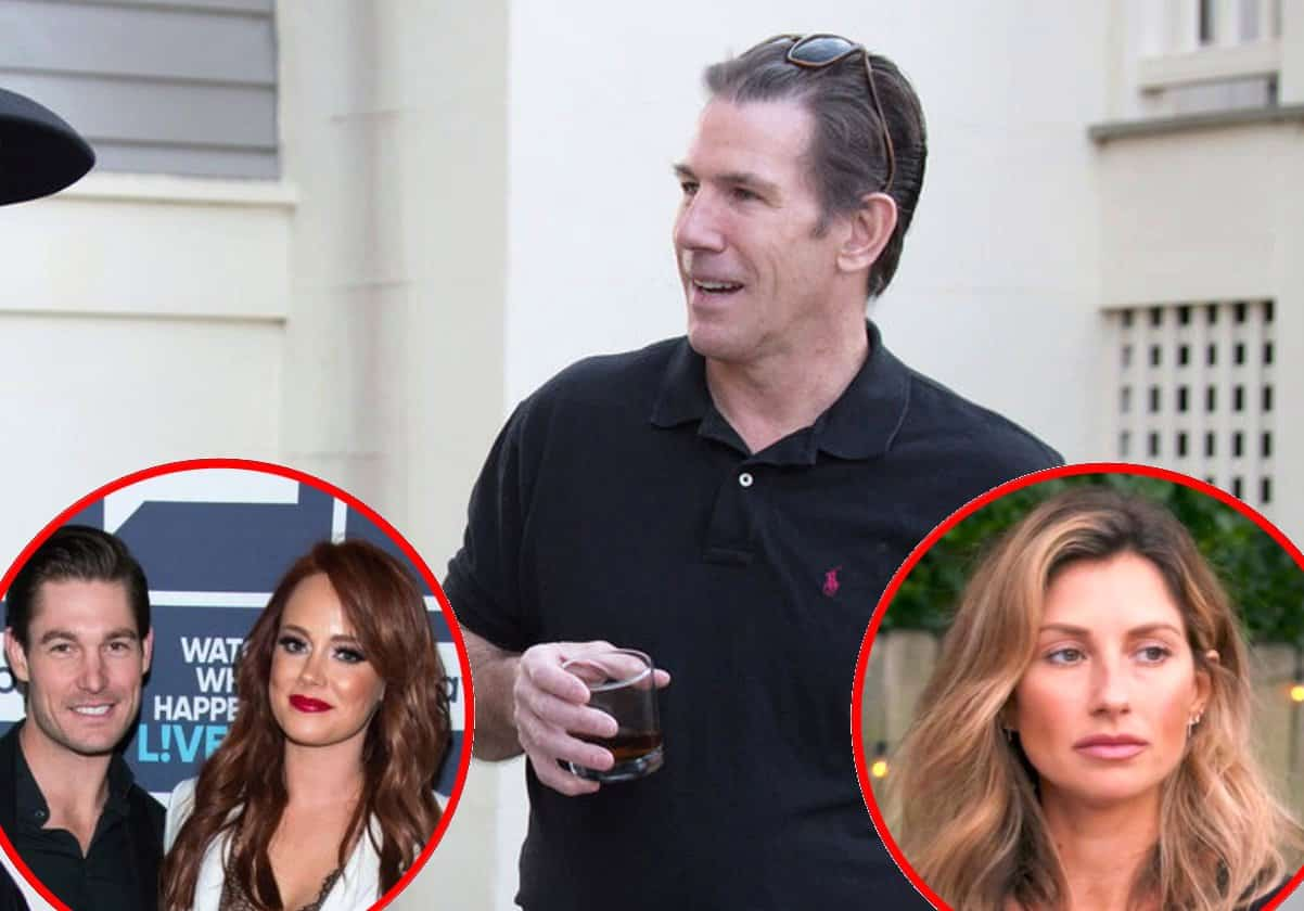 Southern Charm's Thomas Ravenel Accuses Kathryn and Craig of Drug Use