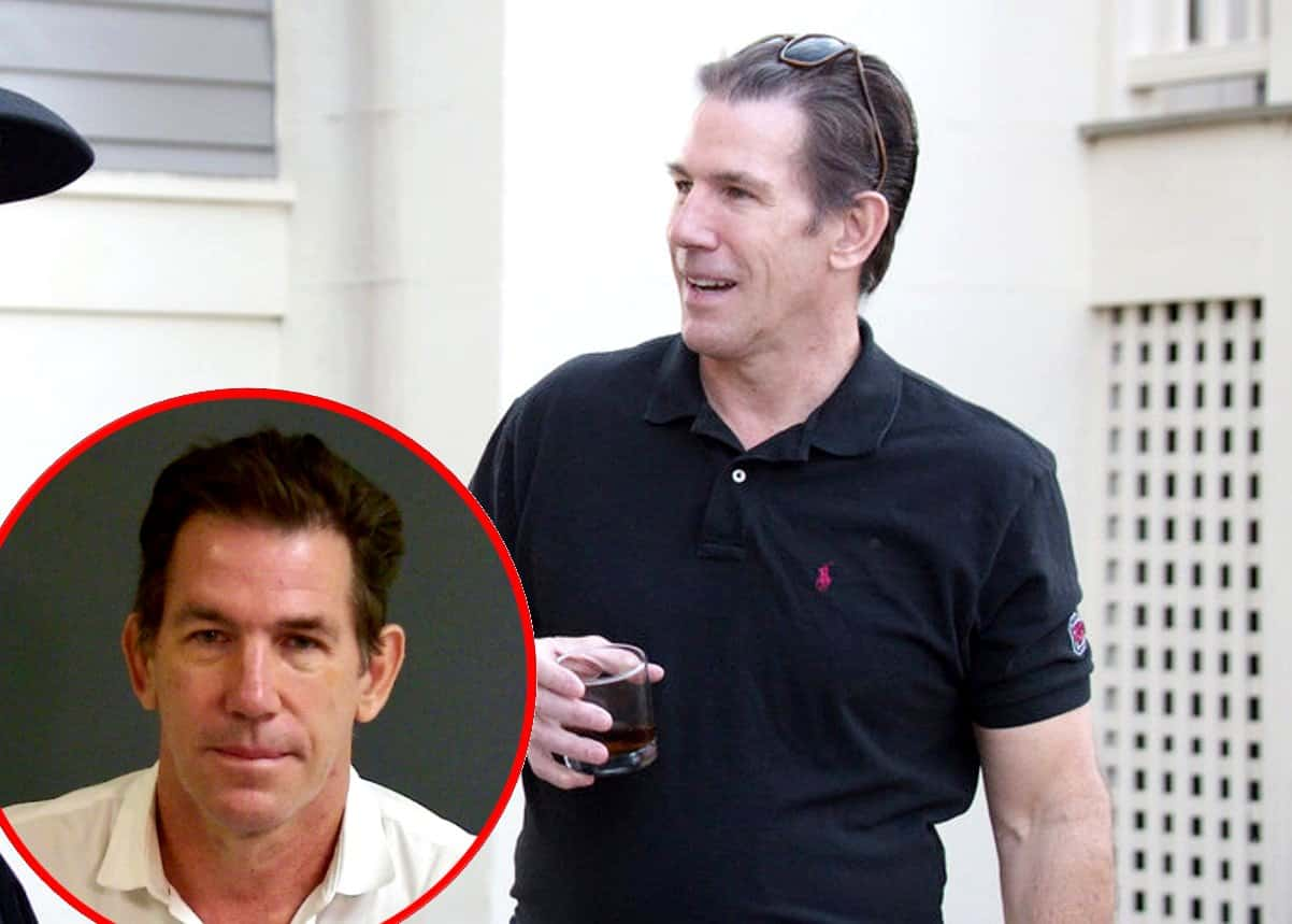 Southern Charm's Thomas Ravenel arrest related to sexual assault