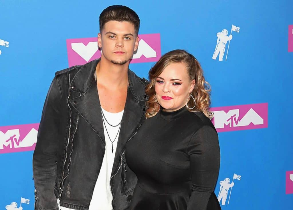 PHOTOS: Teen Mom's Catelynn Lowell and Tyler Baltierra Reveal Plans for Baby No. 4! Talk Daughter Vaeda's Birth Story and Name Change