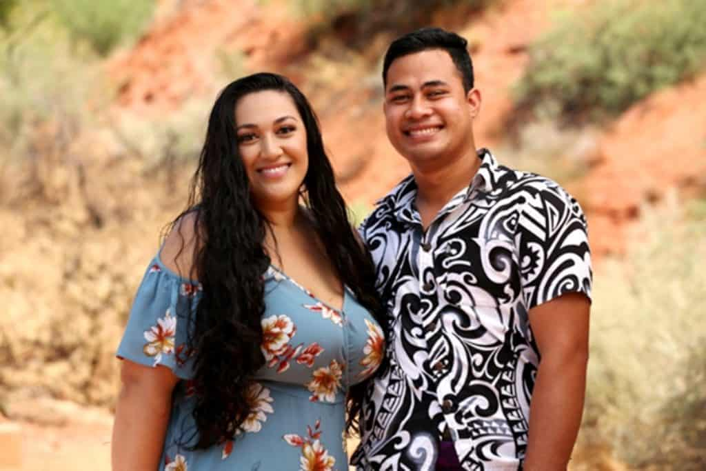90 Day Fiance Asuelu and Kalani Update Spoilers