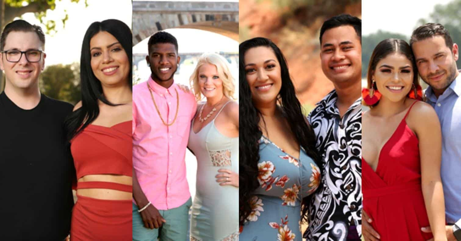 90 Day Fiance Season 6 Cast Instagram Pages