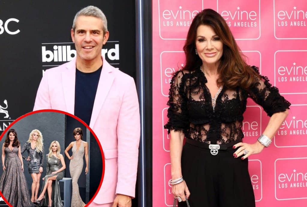 Andy Cohen Confirms RHOBH Season 10 Will Include a New Cast Member After Lisa Vanderpump's Exit and Addresses Future of Show