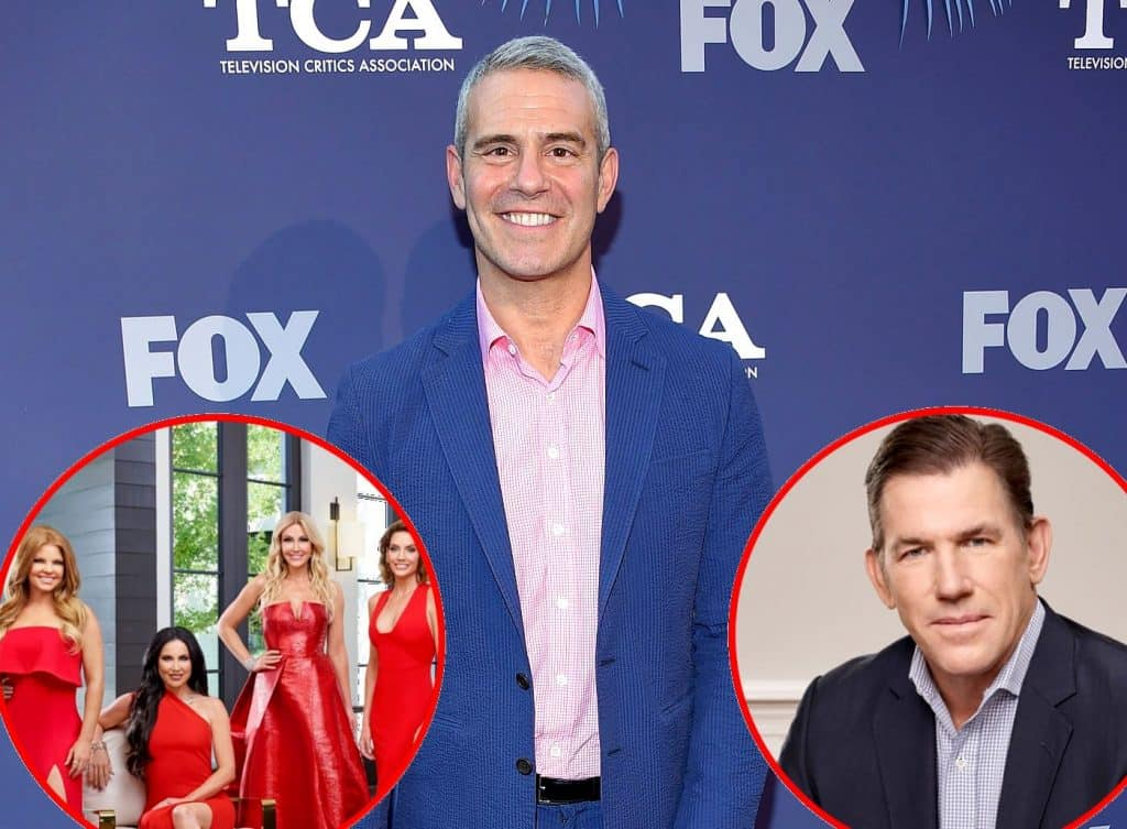 Andy Cohen talks RHOD and Thomas Ravenel
