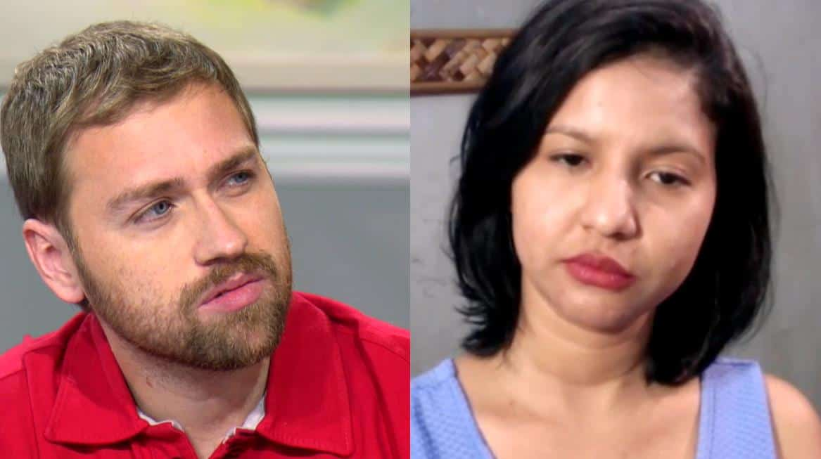 Before the 90 Days The Couples Tell All Paul and Karine