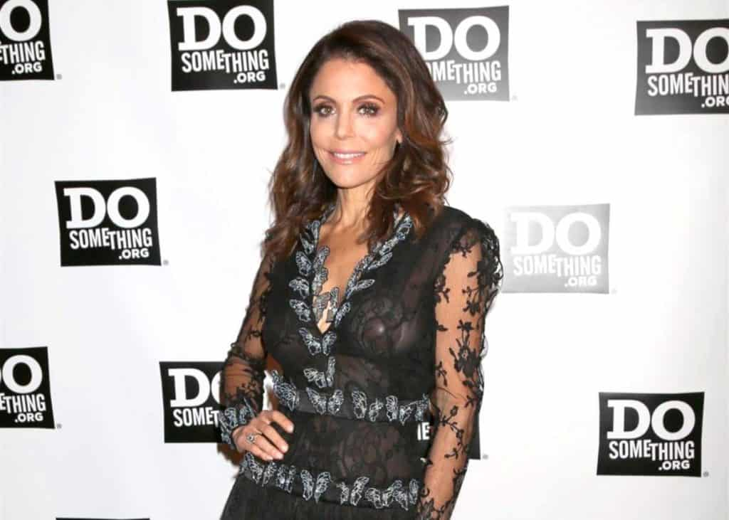 RHONY's Bethenny Frankel Believes Raising Awareness About Fish Allergy