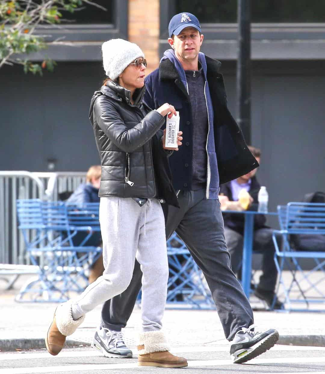 Bethenny Frankel and boyfriend Paul Bernon