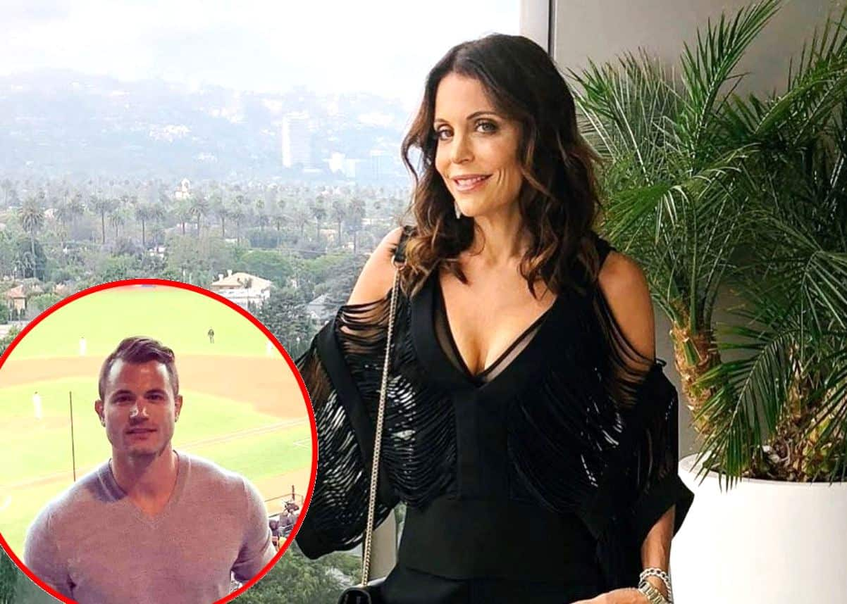 RHONY Bethenny Frankel new boyfriend Ben Kosinski Photos