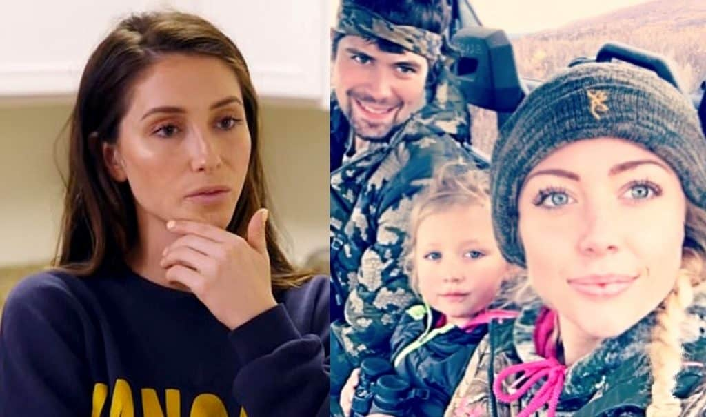 Teen Mom OG Levi Johnston's Wife Sunny Fires Back at Bristol Palin
