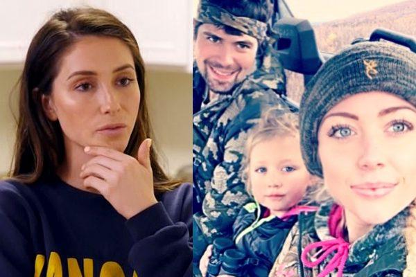 Teen Mom OG Levi Johnston's Wife Sunny Fires Back at Bristol Palin