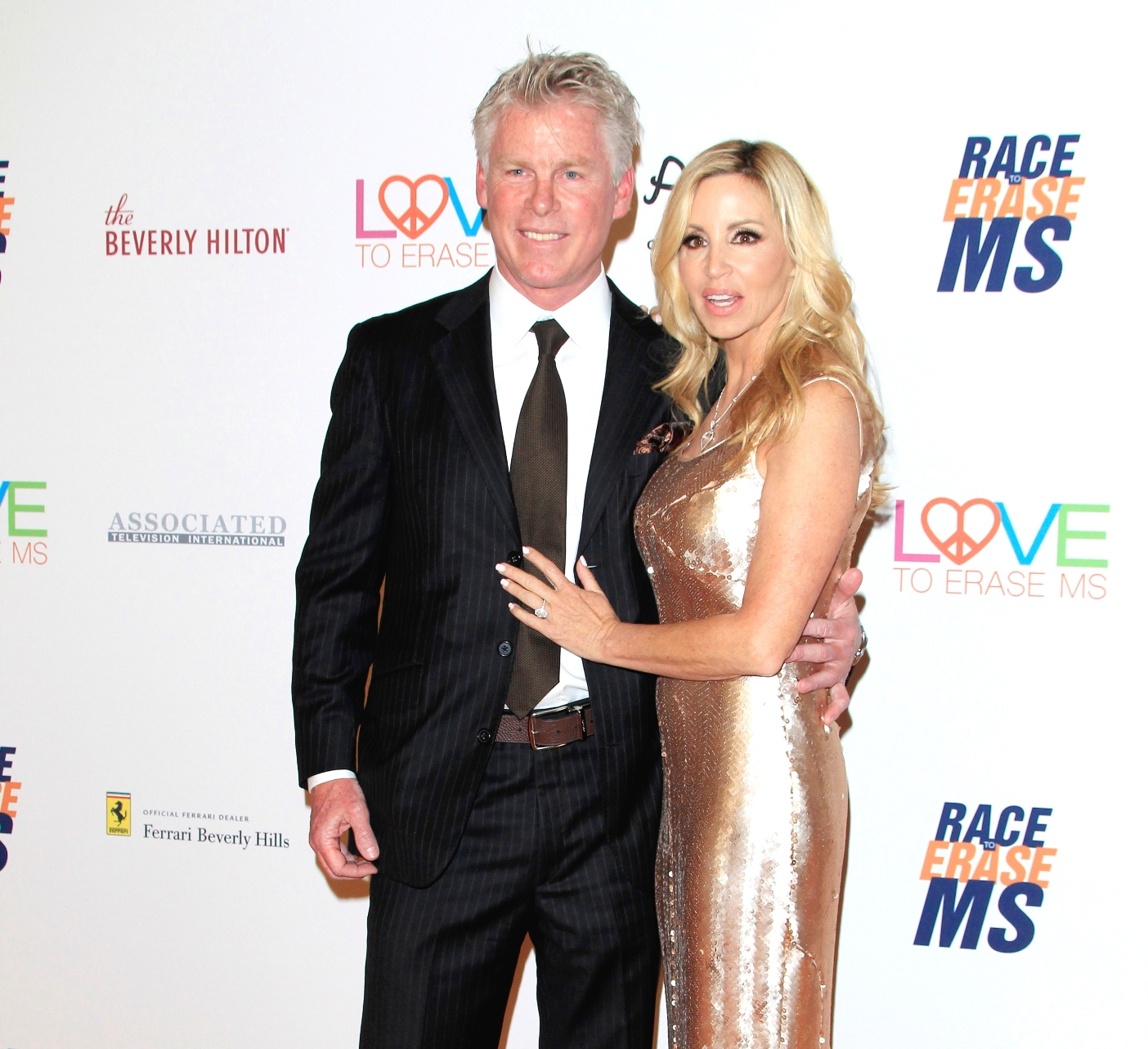 RHOBH Camille Grammer marries David C. Meyer